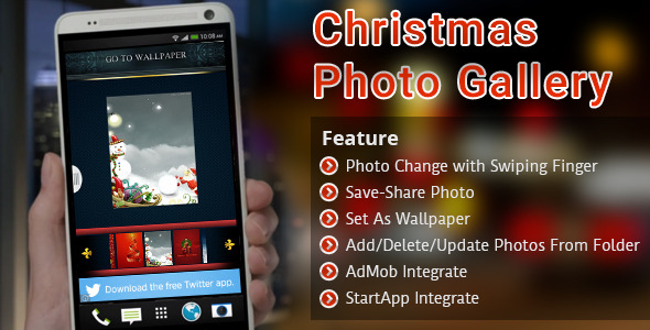 CodeCanyon Christmas Photo Gallery 9553350