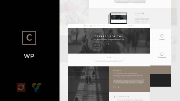 ThemeForest Choco Multipurpose WP 9516691