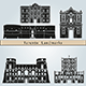 Tarento Landmarks and Monuments - GraphicRiver Item for Sale