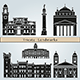 Trieste Landmarks and Monuments - GraphicRiver Item for Sale