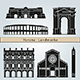 Verona Landmarks and Monuments - GraphicRiver Item for Sale