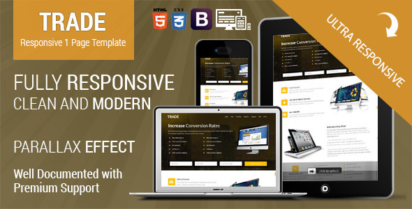 ThemeForest Trame- Multipurpose Landing Page 9486877