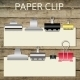 Paper Clips - GraphicRiver Item for Sale