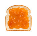 Apricot Preserves on Bread - PhotoDune Item for Sale