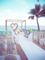 wedding venue on the beach - PhotoDune Item for Sale