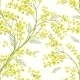 Seamless Spring Pattern with Sprig of Mimosa - GraphicRiver Item for Sale