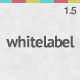 White Label - a full featured Admin Skin - ThemeForest Item for Sale