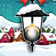 Nativity in the Snow Rural Country - GraphicRiver Item for Sale
