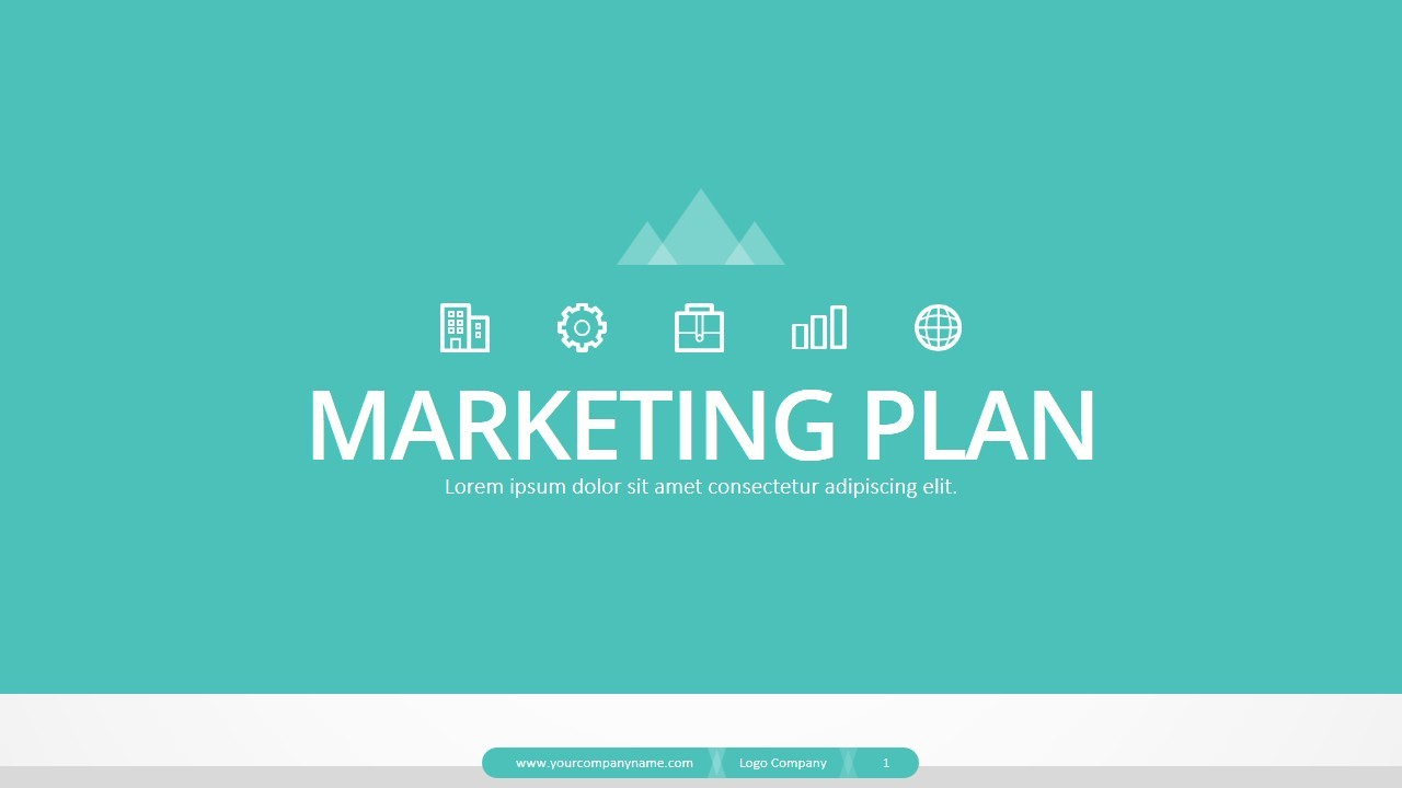 Marketing Plan Powerpoint Presentation by JhonDAtom – Marketing Presentation