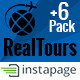 RealTour - Instapage Travel & Vacation Page