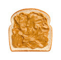 Peanut Butter on Bread - PhotoDune Item for Sale