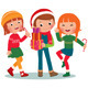 Children Christmas Party - GraphicRiver Item for Sale