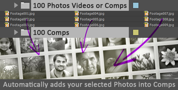 VideoHive Photos Videos Comps To Comps 9557650