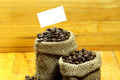 Coffee Beans in a Bag - PhotoDune Item for Sale