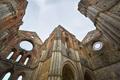 Old Gothic abbey - Abbey of San Galgano, Tuscany, Italy - PhotoDune Item for Sale
