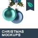 Christmas Mockups - GraphicRiver Item for Sale