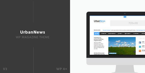 UrbanNews - WP Magazine Theme