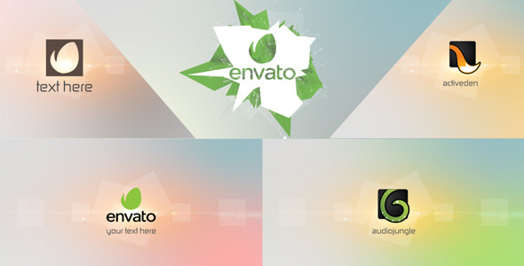 how to make logo in after effects