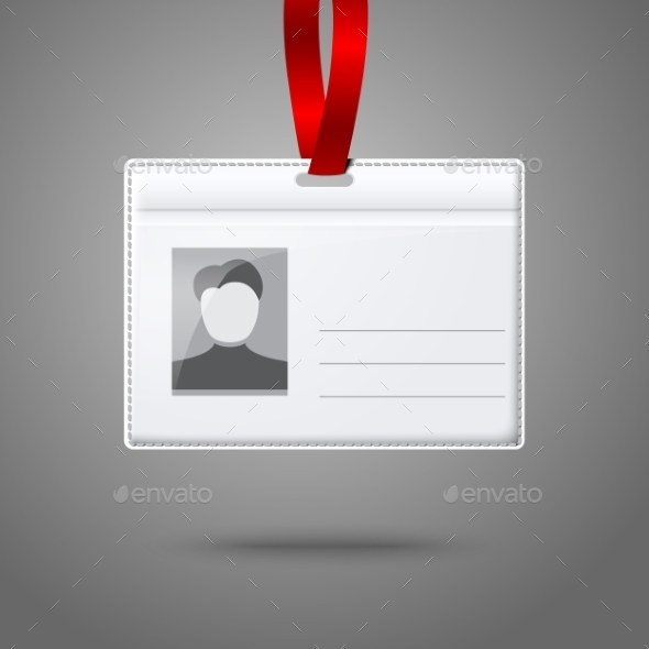 GraphicRiver Badge Holder 9558803