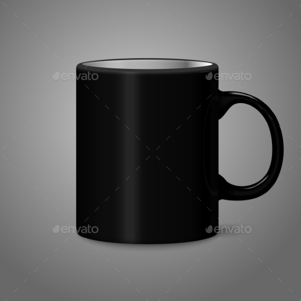 GraphicRiver Blank Mug 9558833
