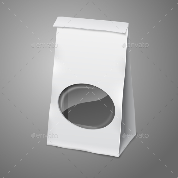 GraphicRiver Blank Packaging Bag 9558837