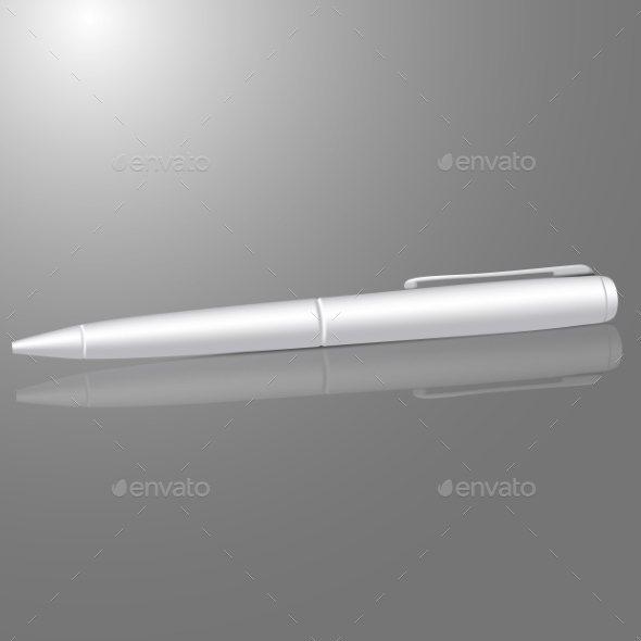 GraphicRiver Blank Pen 9558838