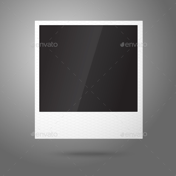 GraphicRiver Blank Polaroid 9558845