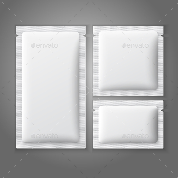 GraphicRiver Blank Pouches 9558851