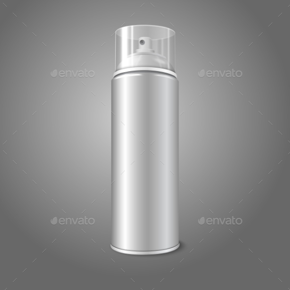 GraphicRiver Aerosol Spray Can 9558857