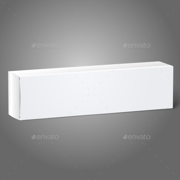 GraphicRiver Blank Packaging Box 9558860