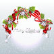 Red Silver Christmas Ornament Background - GraphicRiver Item for Sale