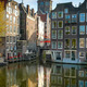 Amsterdam old town buildings - PhotoDune Item for Sale