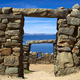 Chinkana Archeological Site on Isla del Sol in Bolivia - PhotoDune Item for Sale