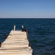 Jetty Leading Into Lake Titicaca in Bolivia - PhotoDune Item for Sale