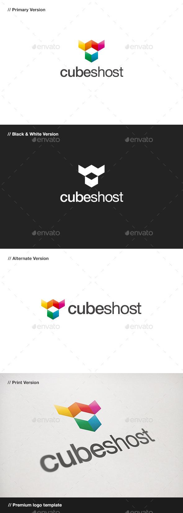 Cubes Host Logo