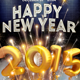 2015 HAPPY NEW YEAR FLYER - GraphicRiver Item for Sale