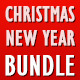 Christmas and New Year Bundle - GraphicRiver Item for Sale