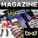 Magazine Template - InDesign 36 Page Layout V1 - GraphicRiver Item for Sale