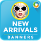 New Fashion Banners - GraphicRiver Item for Sale