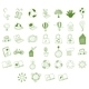 Different Eco-Friendly Objects - GraphicRiver Item for Sale