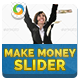 Make Money Slider/Hero Image - GraphicRiver Item for Sale