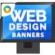Web Design Company Banner Design - GraphicRiver Item for Sale