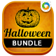 Halloween Banners Bundle - 3 Sets - GraphicRiver Item for Sale