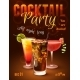 Cocktail Party Poster - GraphicRiver Item for Sale