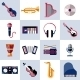 Musical Instruments Set - GraphicRiver Item for Sale