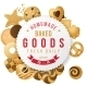Baked Goods Label with Type Design - GraphicRiver Item for Sale