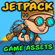 Jetpack Boy Game Assets - GraphicRiver Item for Sale