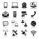 Communication Icons Set - GraphicRiver Item for Sale