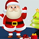 Merry Christmas eCard - ActiveDen Item for Sale