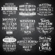 Success Quotes Chalkboard Set - GraphicRiver Item for Sale